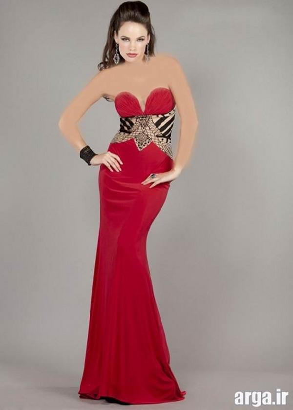 لباس مجلسی با مدل مدرن و کلاسیک