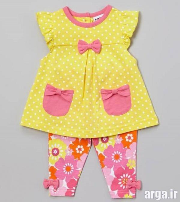 مدل لباس نوزاد دختر زیبا