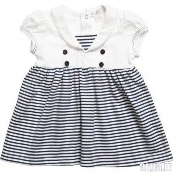 لباس نوزادی مدرن دخترانه