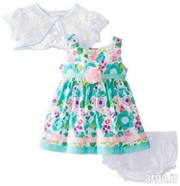 لباس جدید نوزادی دخترانه