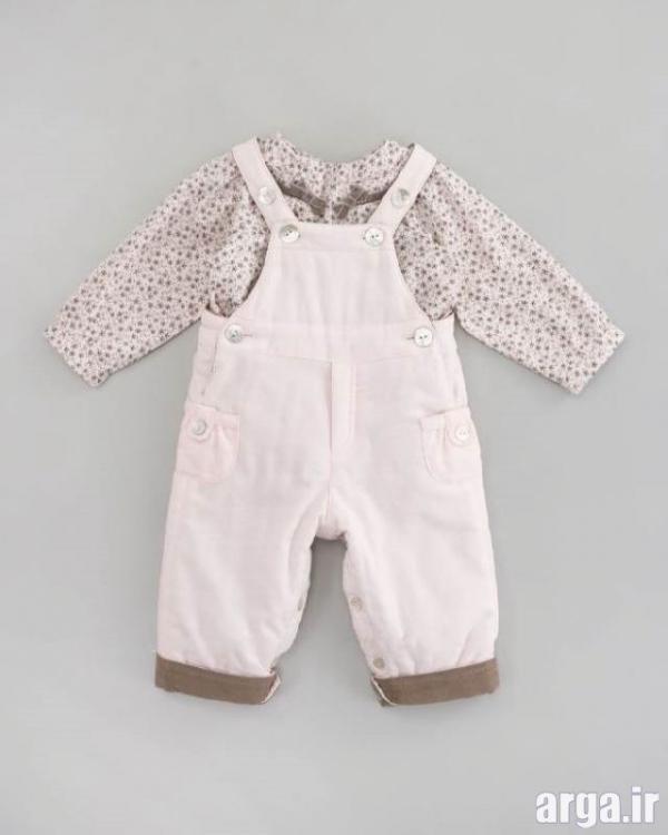 مدل های شیک لباس نوزاد