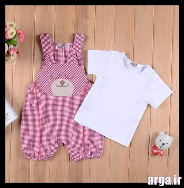مدل های زیبا لباس نوزاد