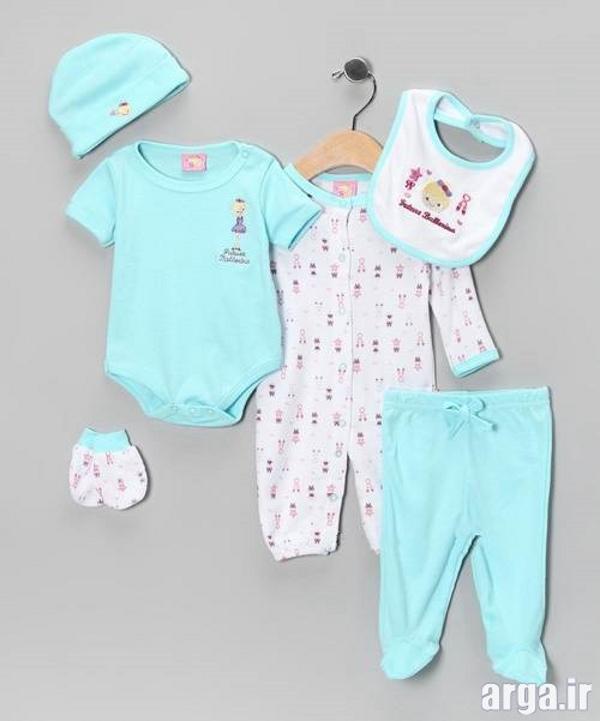 لباس نوزاد پسرانه جدید
