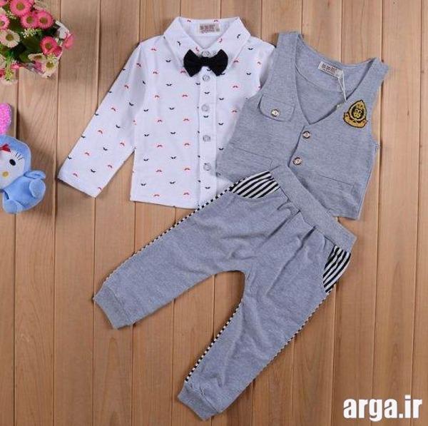 لباس نوزاد جدید پسرانه
