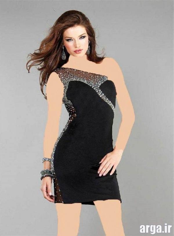 لباس شب شیک و جدید