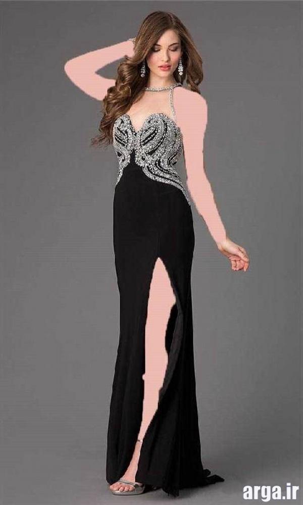 لباس شب شیک و مدرن