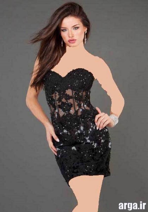لباس شب مدرن