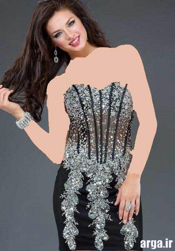لباس شب مدرن و شیک