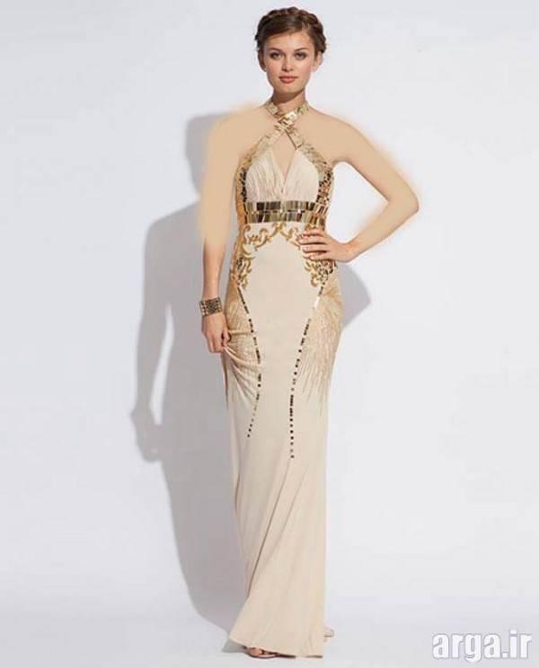 لباس شب جذاب و مدرن