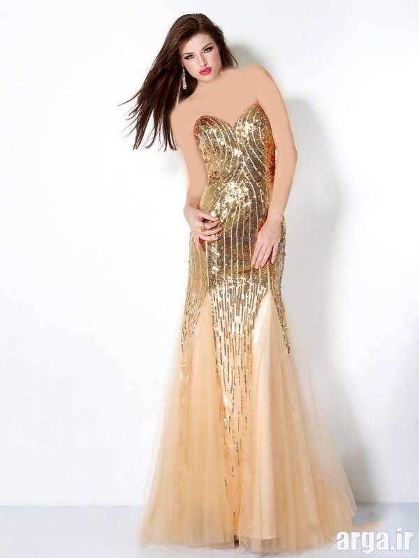 مدل های لباس شب زیبا و جذاب