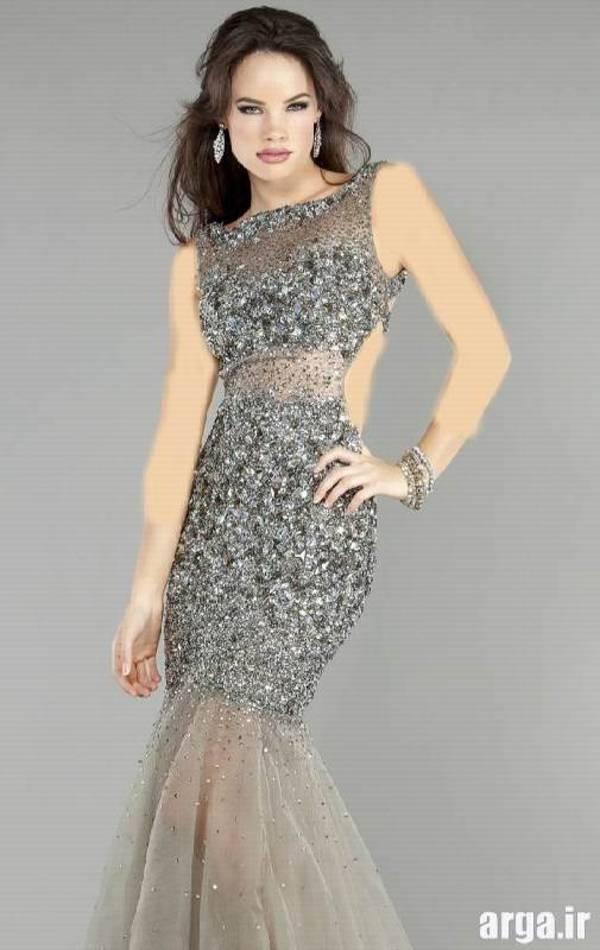 لباس شب مدرن و جدید