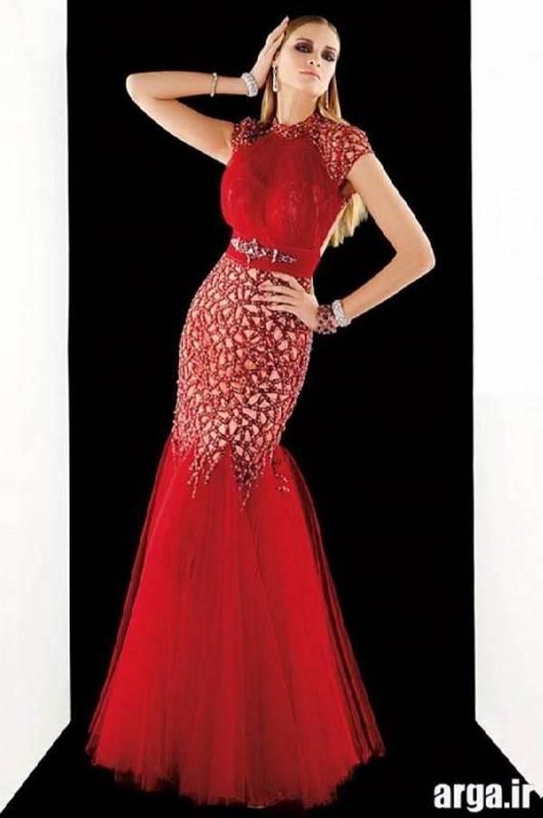 لباس شب مدرن و جذاب