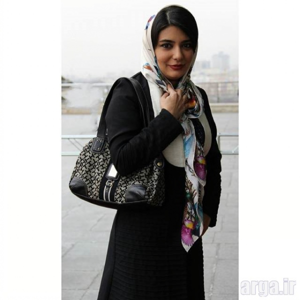 لیندا کیانی با تیپی زیبا