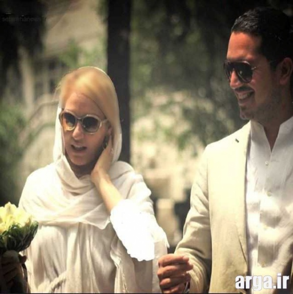 مهناز افشار و همسرش 5