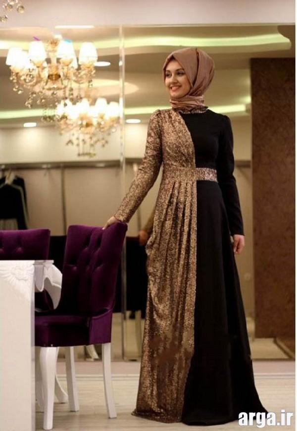 لباس های زیبا و جدید پوشیده مجلسی
