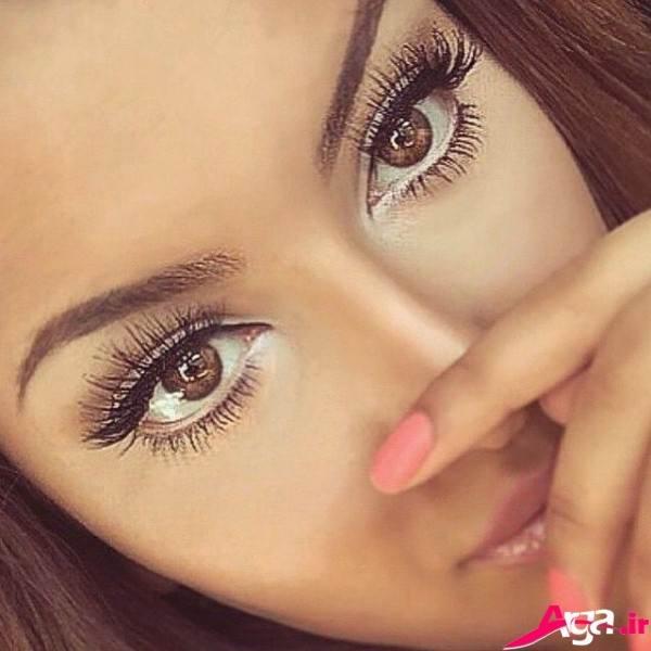 آرایش دخترانه ساده و جذاب