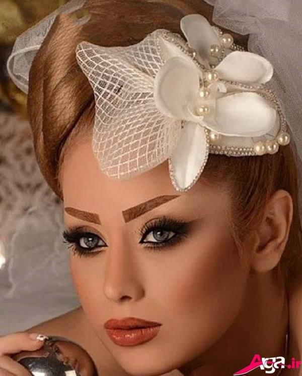 مدل های شیک و جذاب موی کوتاه عروس