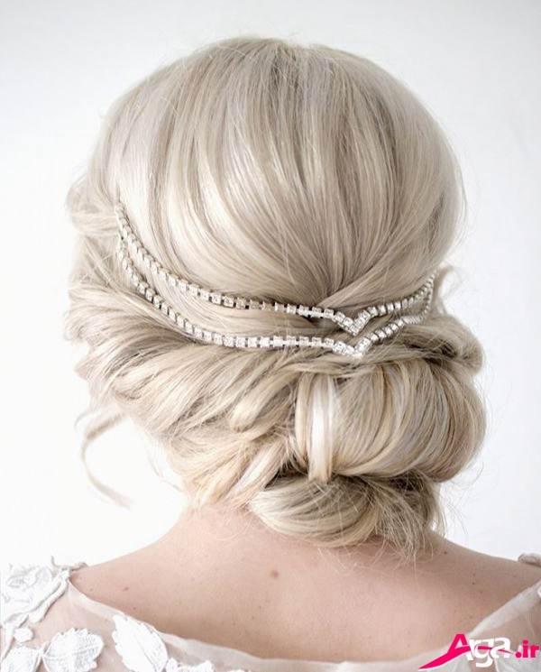 آرایش موی عروس