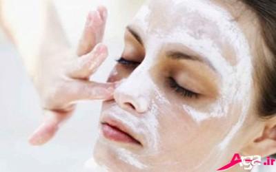 ماسک رفع خشکی پوست