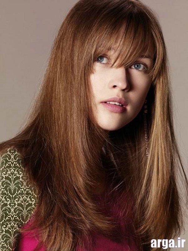 مدل موهای جذاب و مدرن بلند
