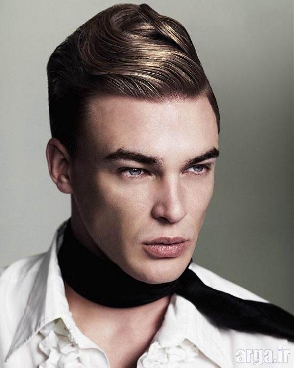 مدل موی پسرانه 2015 جدید