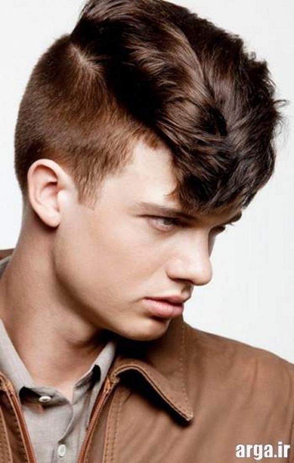 مدل موی پسرانه جذاب