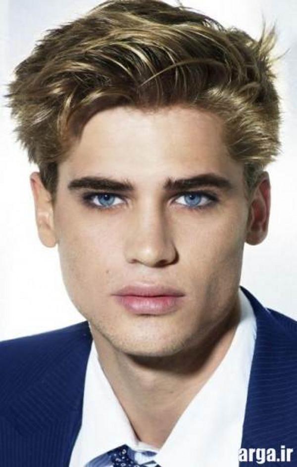 مدل موی پسرانه جذاب و زیبا