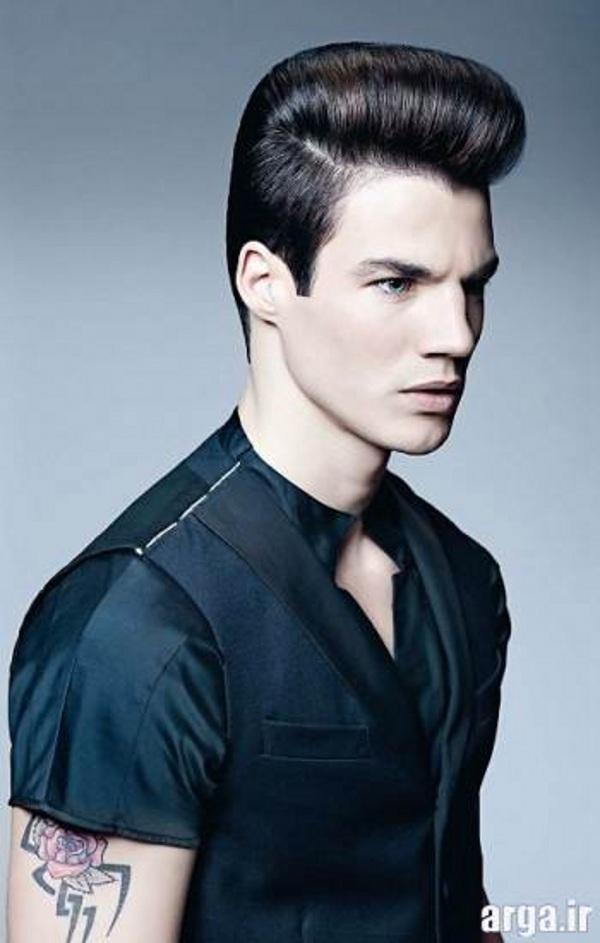 مدل موی پسرانه جذاب و مدرن