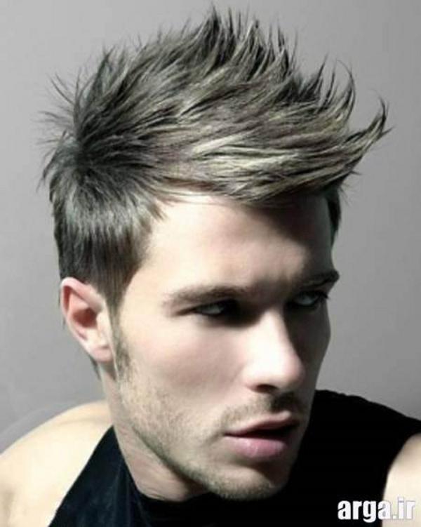 مدل موی پسرانه شیک