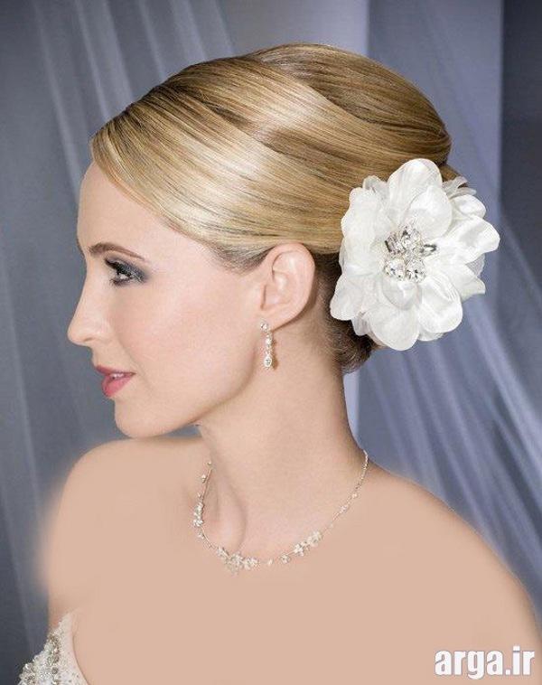 مدل موی عروس ساده و مدرن