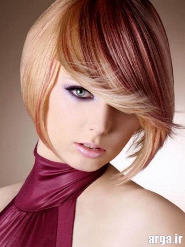 مدل موی دخترانه جذاب