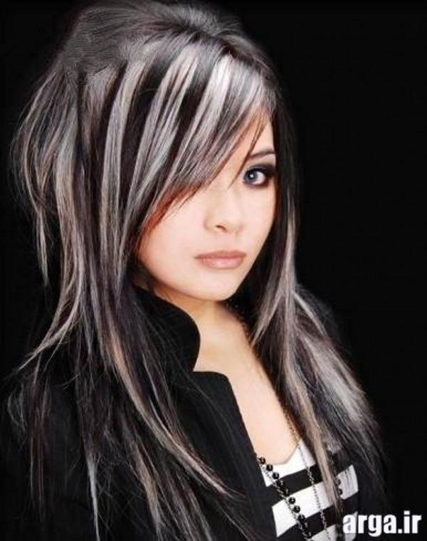 انواع مدل موی زیبا دخترانه