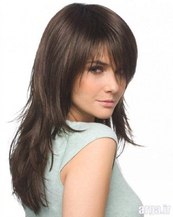 انواع مدل موی شیک دخترانه