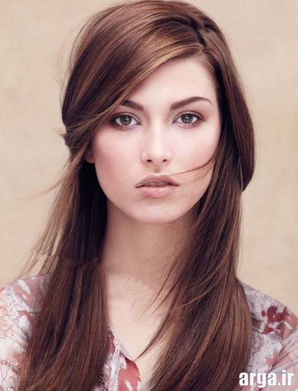 انواع مدل موی جذاب دخترانه