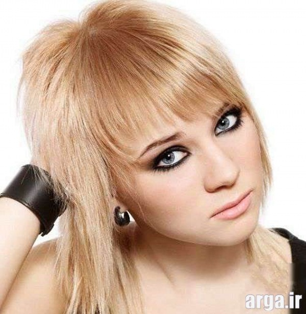 جدیدترین مدل های موی دخترانه جذاب