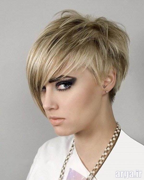 مدل موی دخترانه شیک