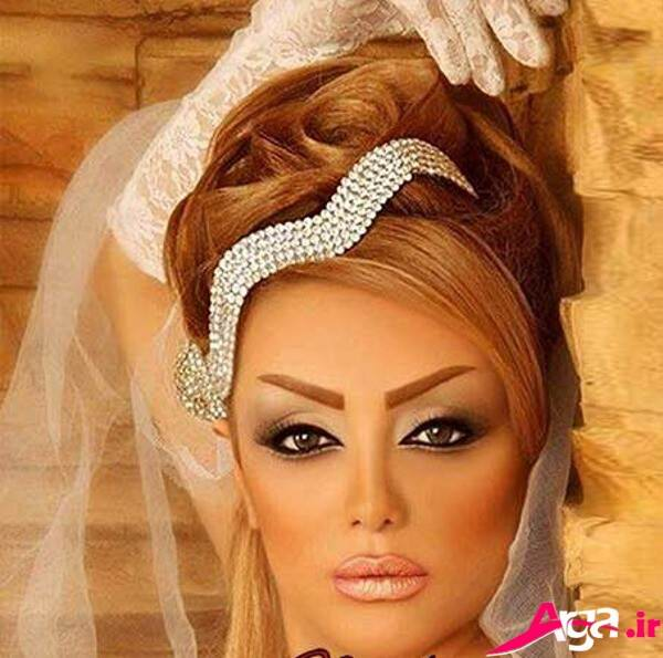 آرایش عروس شیک