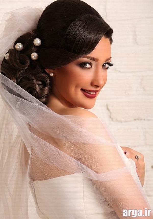 مدل موی مدرن عروس