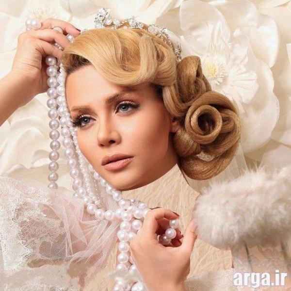 مدل های شیک از موی عروس