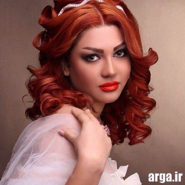 مدل های جذاب از موی عروس
