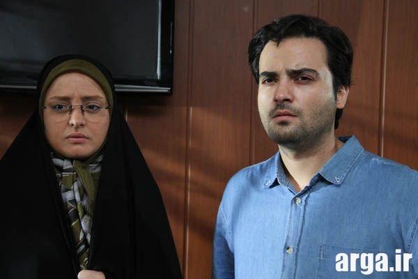 تصویر دوم نرگس محمدی در سریال ستایش