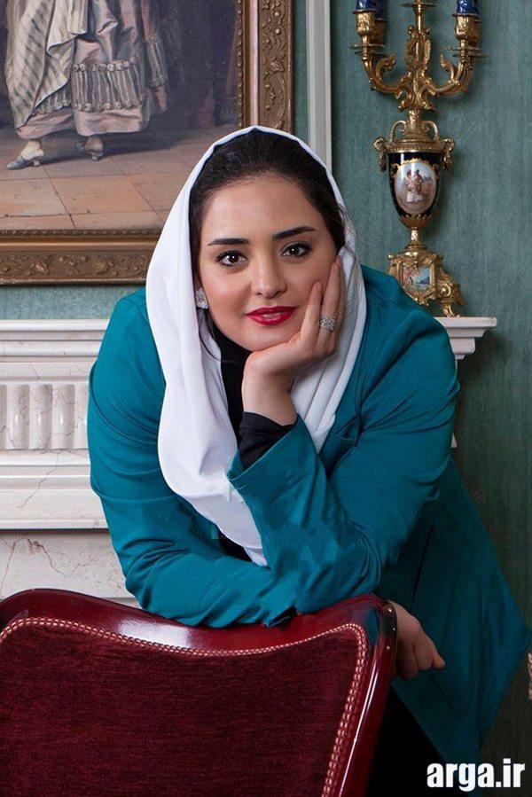 نرگس محمدی خوش چهره