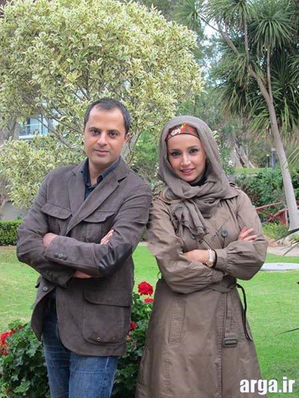 قلی خانی و همسرش