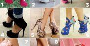 کفش زنانه 2015