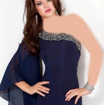 زیباترین مدل های لباس شب