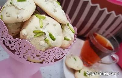 پخت شیرینی گردویی