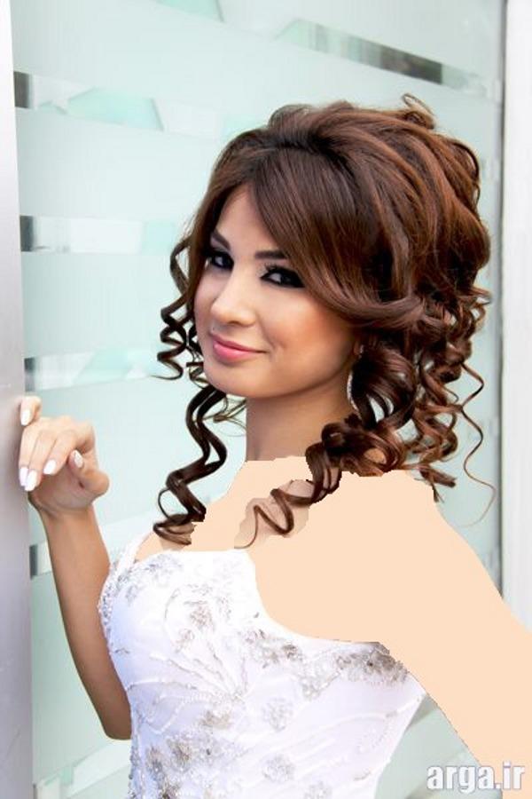 مدل موی ترکیه ای عروس جدید