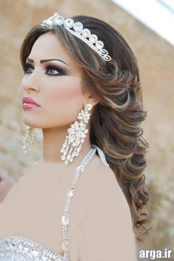 مدل موی ترکیه ای عروس شیک