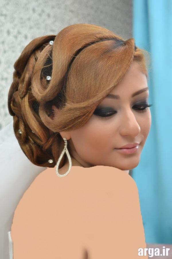 مدل موی ترکیه ای عروس مدرن