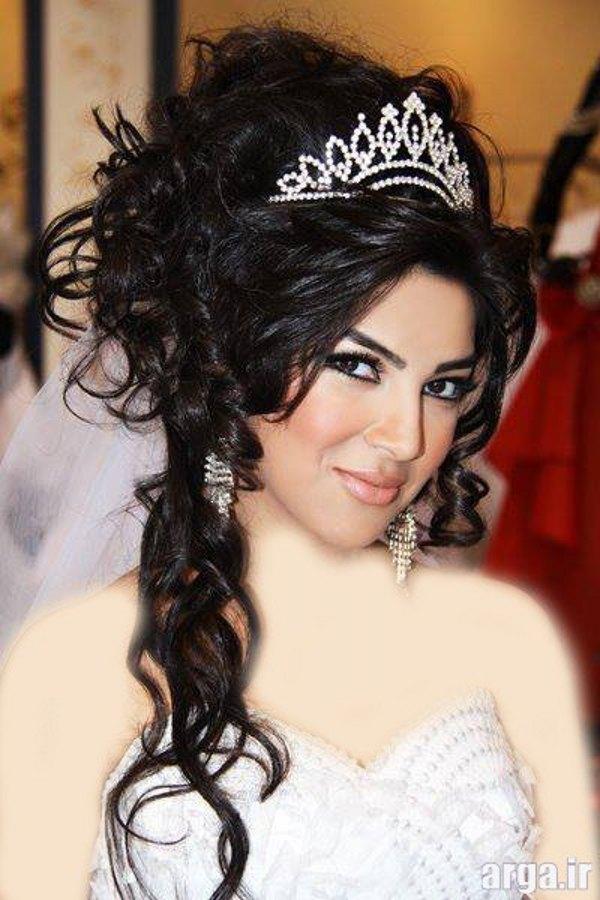 مدل موی ترکیه ای عروس باکلاس